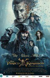 piraci z karaibów plakat
