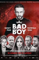 Bad boy plakat